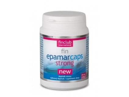fin Epamarcaps Strong NEW 60 kapsúl