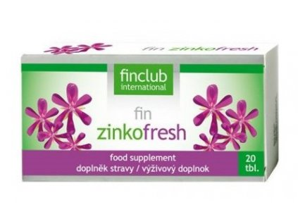 fin Zinkofresh 20 tabliet