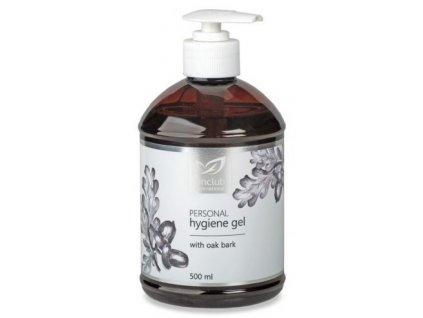 Gél na intímnu hygienu s dubovým extraktom 500 ml
