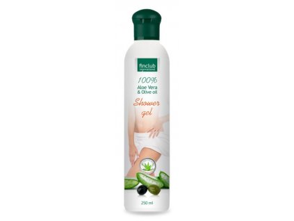 aloe vera shower gel original