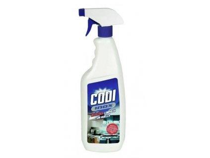 Čistič nerezových povrchov CODI INOX 750 ml
