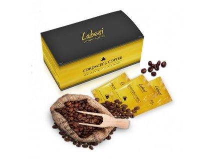 Labesi Cordyceps káva 30 sáčkov