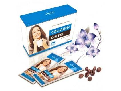 Labesi kolagénová káva 30 sáčkov