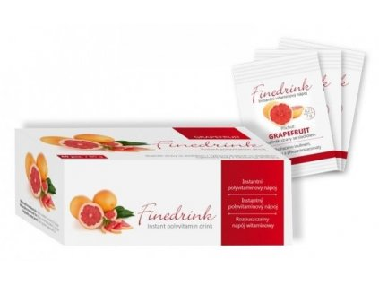 Finedrink Grapefruit New 0,2 l