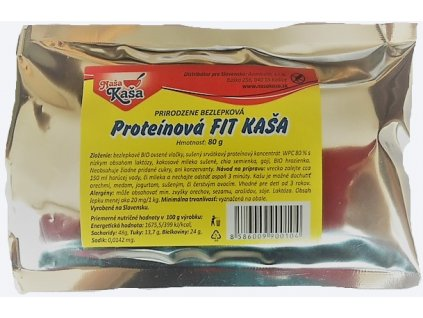 Naša Kaša - Proteínová FIT KAŠA 80g