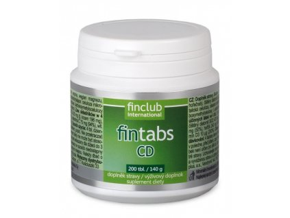 Fintabs CD 200 tabliet