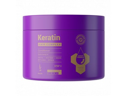 DuoLife Keratin Hair Complex Advanced Formula Conditioner 200 ml