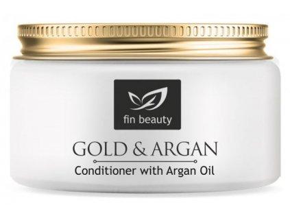Kondicionér s arganovým olejom a zlatom 300 g