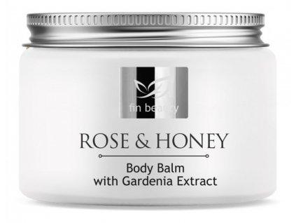 Telový balzám s extraktami z ruže a medu 500 g