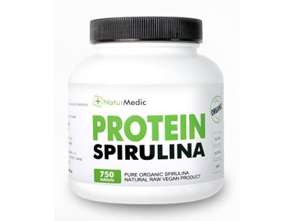 naturmedic spirulina tablets
