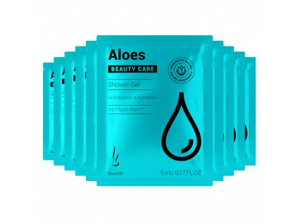 duolife aloes sprchovy gel vzorka