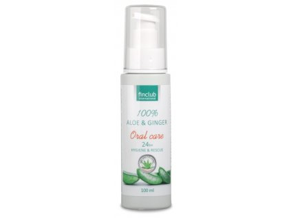 aloe ginger oral care original