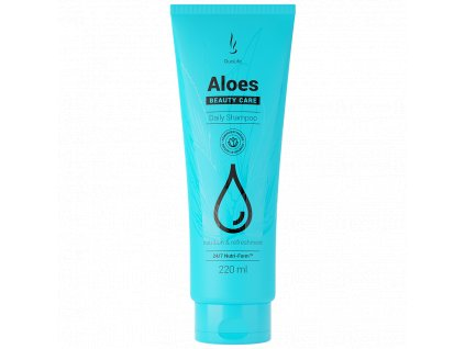 duolife beauty care aloes sampon 220 ml