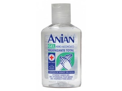 anian cistiaci gel na ruky s aloe vera 100 ml