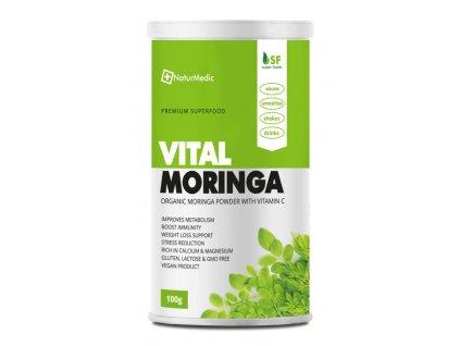 vital moringa imunita 100g