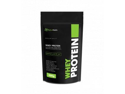 naturmedic whey protein 400g