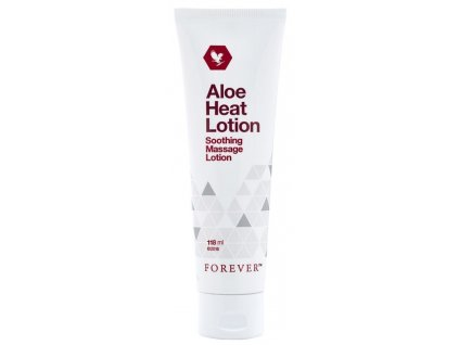 Aloe Heat Lotion 118 ml