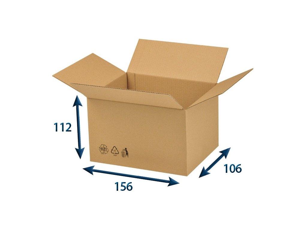 chlopnova krabica 156 x 106 x 112 3vvl