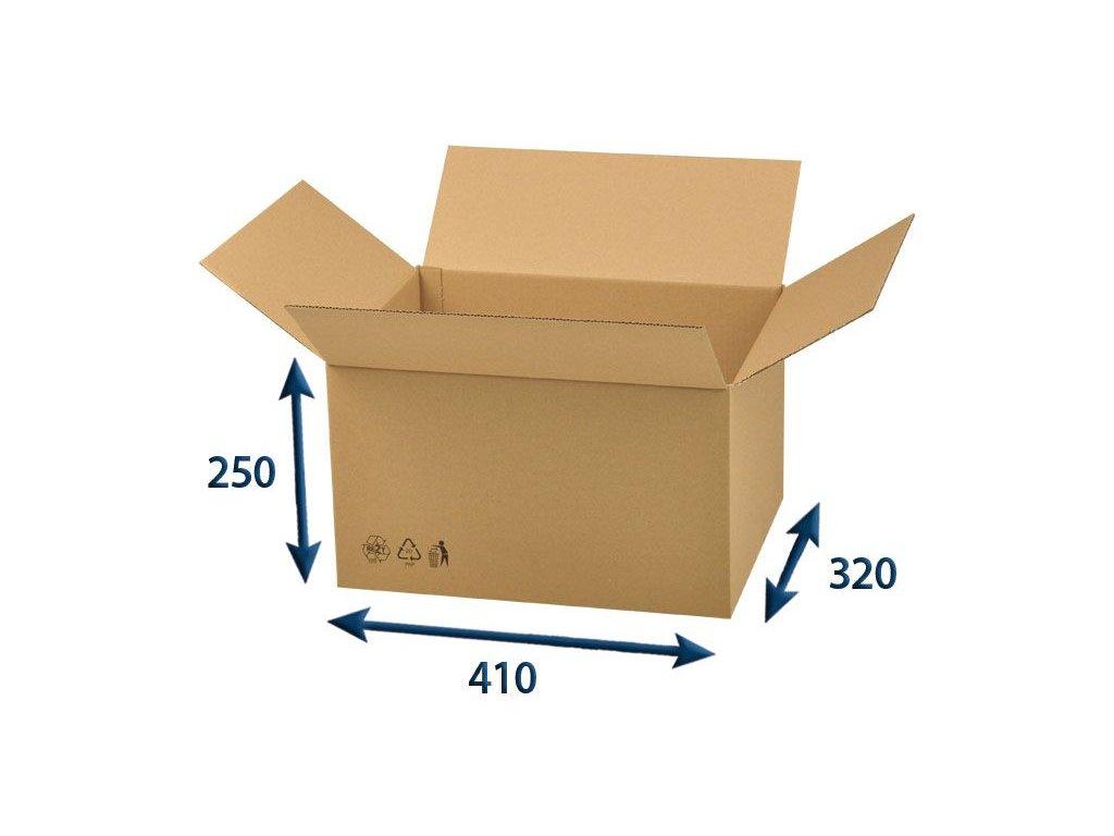 krabica chlopnova 410 x 320 x 250 3vvl