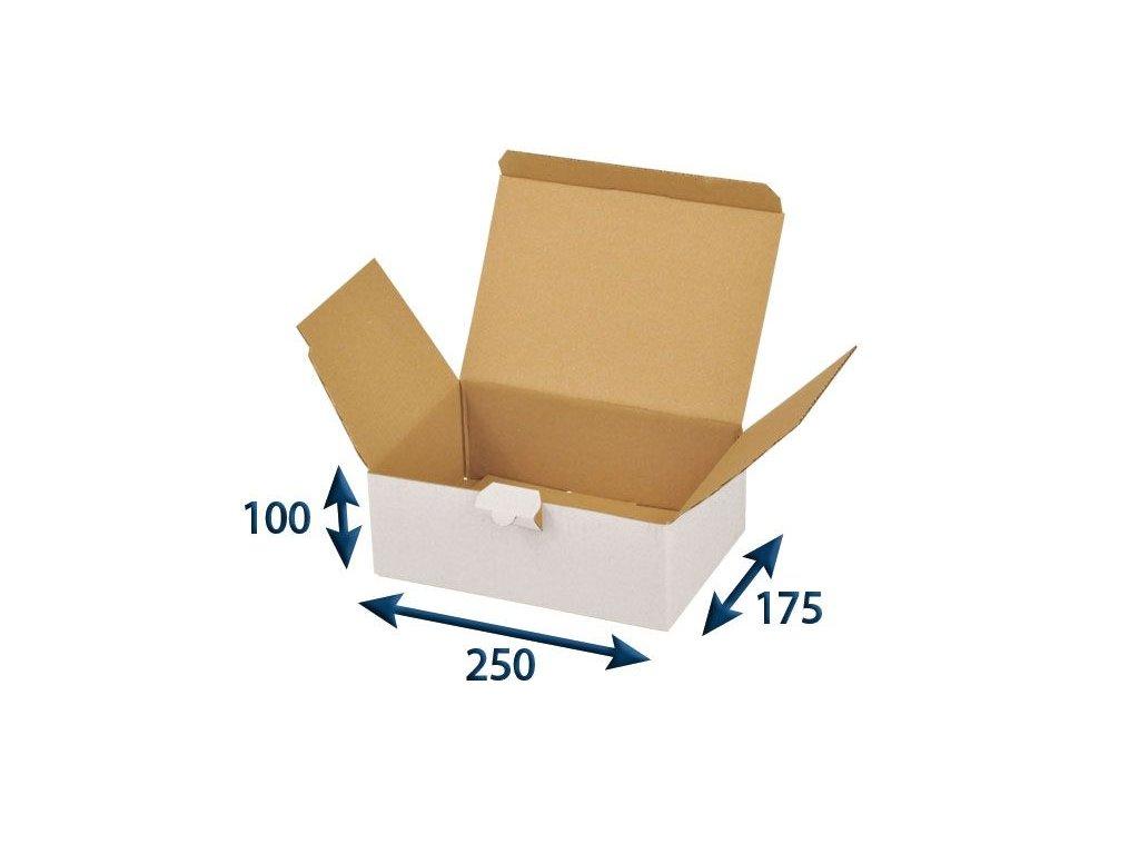 krabica postova 245 x 170 x 85 3vvl