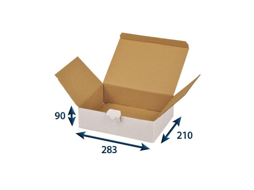 krabica postova 278 x 205 x 75 3vvl