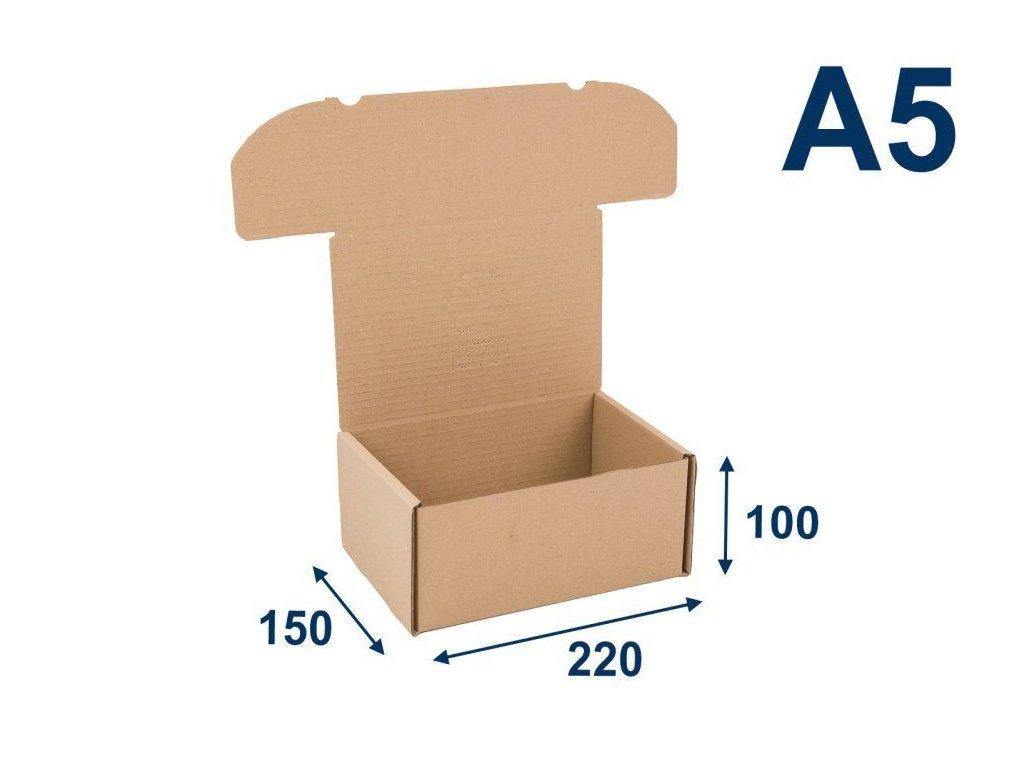 krabica na tlacoviny a5 220 x 150 x 100 3vvl