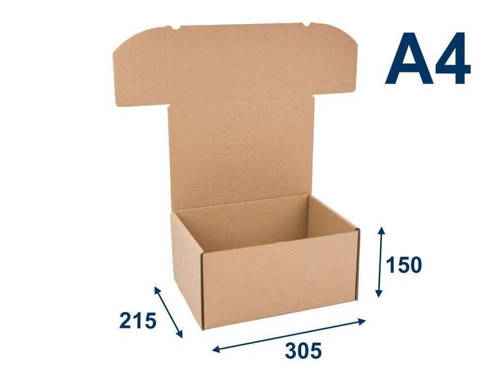 krabica na tlacoviny a4 305 x 215 x 150 3vvl
