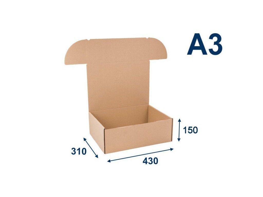 krabica na tlacoviny a3 430 x 310 x 150 3vvl