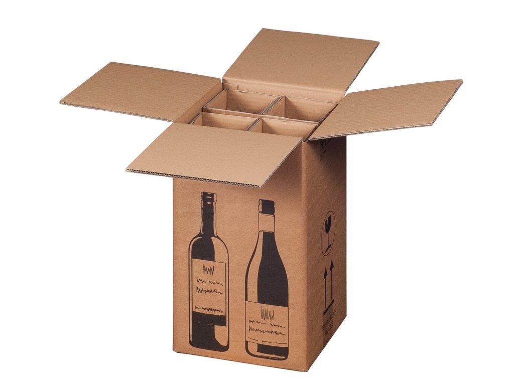 krabica na vino smart vinebox 4 flase