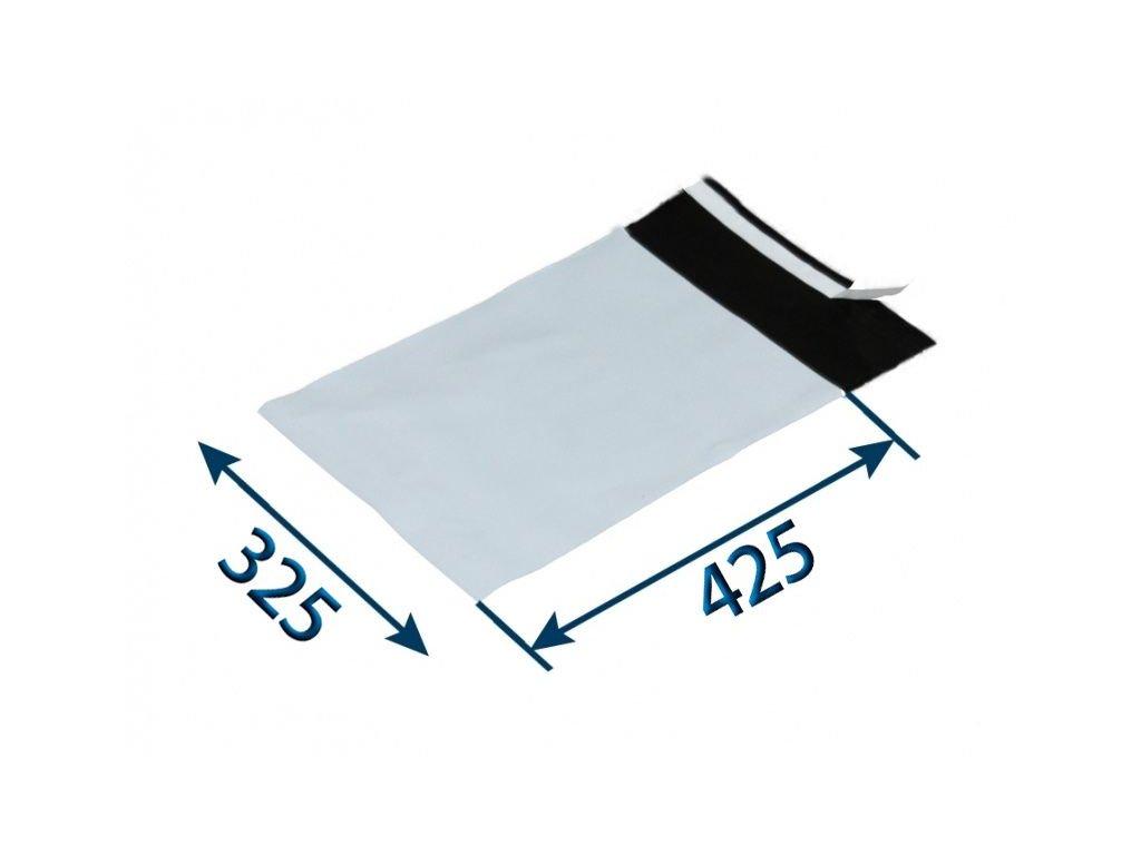 obalka plastova samolepiaca bielo cierna 325 x 42550 x 006