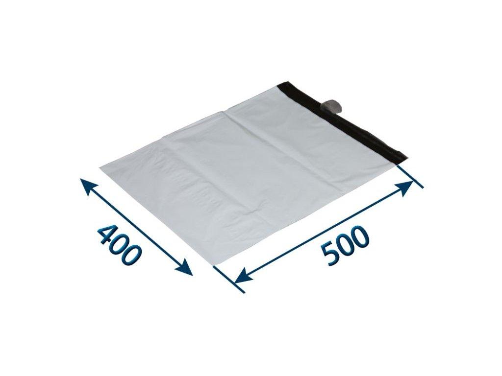 obalka plastova samolepiaca bielo cierna 400 x 50050 x 007