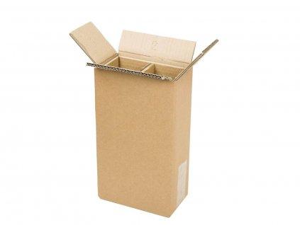 krabica prepravna 2 flase profi