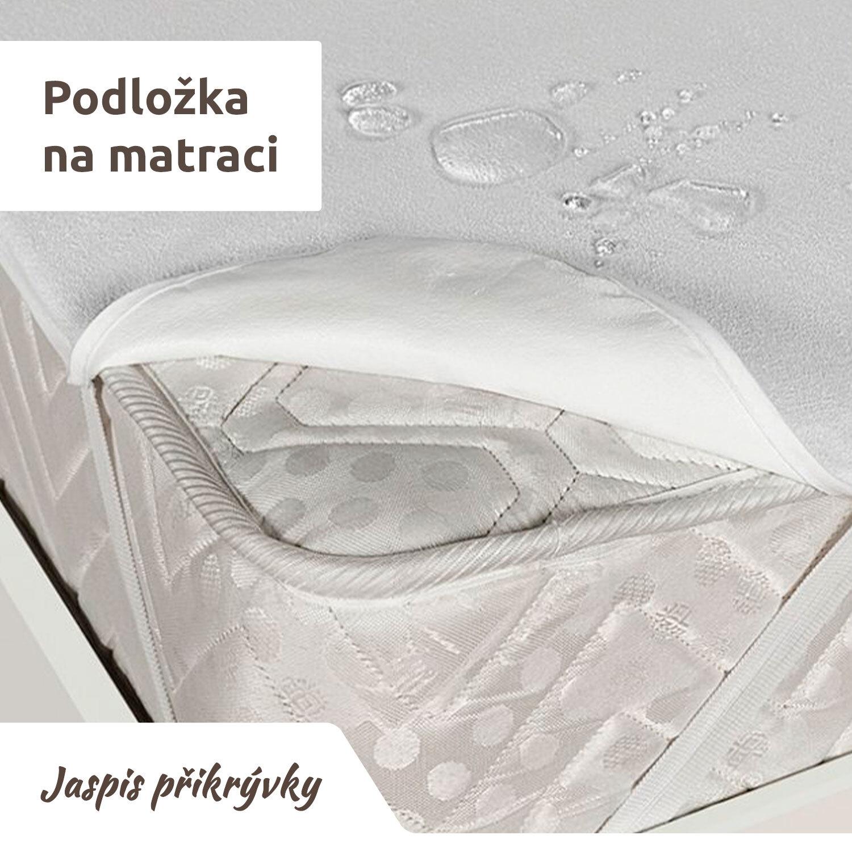 Prodlužte životnost vašich matrací. Pořiďte si chránič matrace