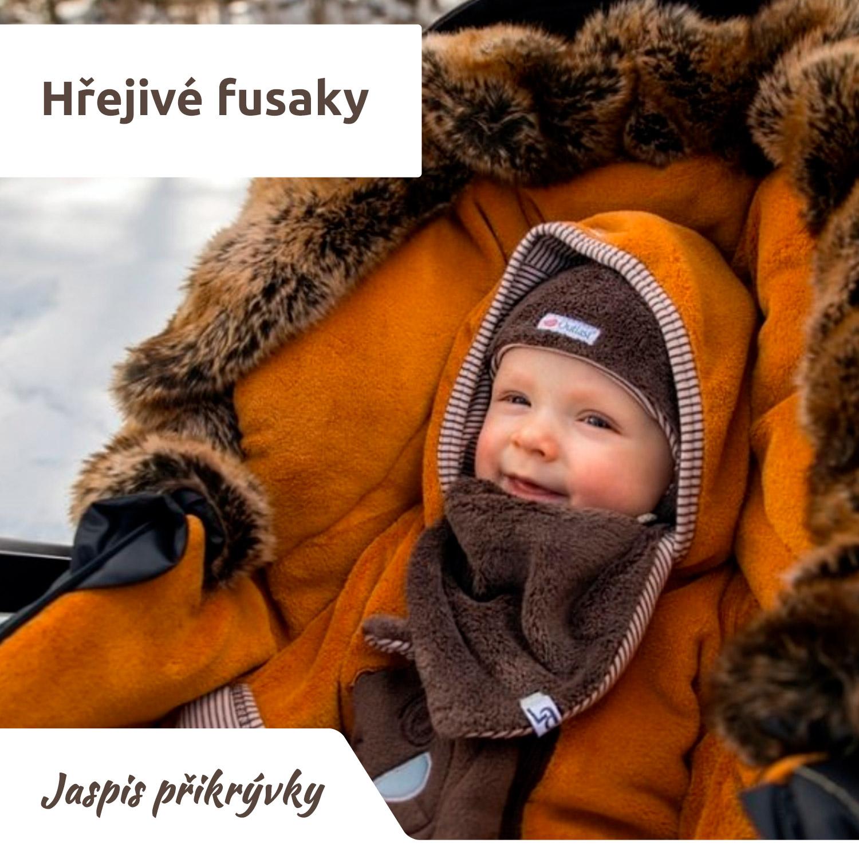 Hřejivé fusaky nejen do mrazivých dnů