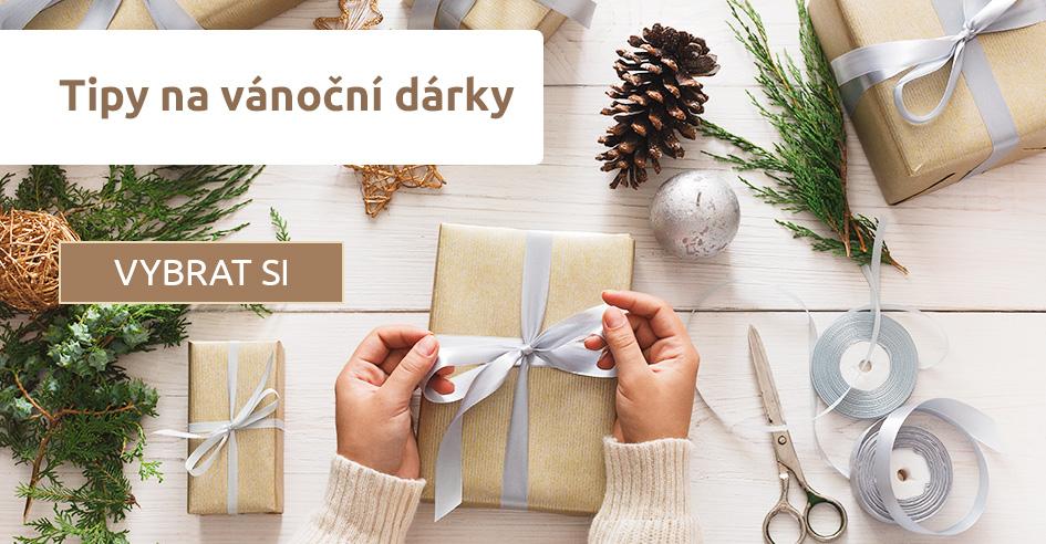 Tipy na vánoční dárky - Vánoce 2019