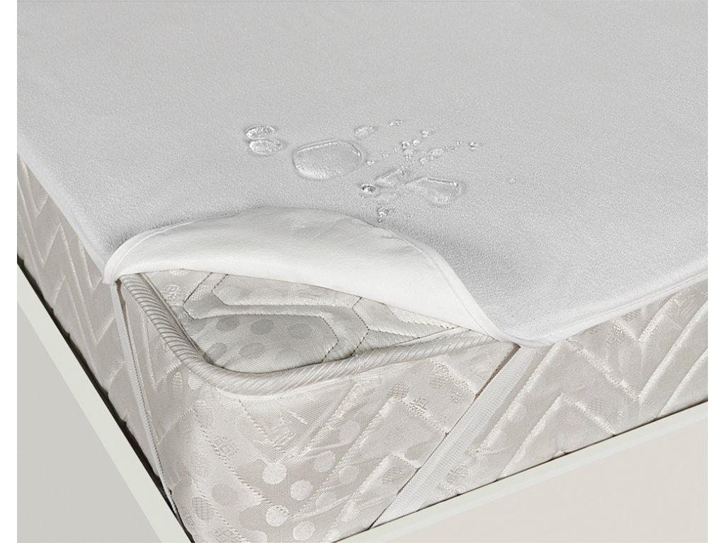 Nepropustný chránič matrace Softcel do postýlky Rozměr: 60x120 cm