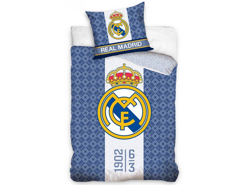 Fotbalové povlečení Real Madrid 1902