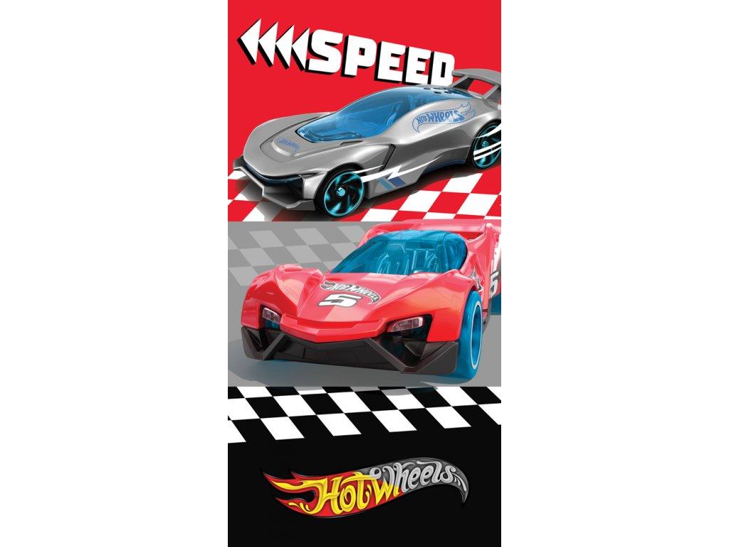 Dětská osuška Hot Wheels Speed