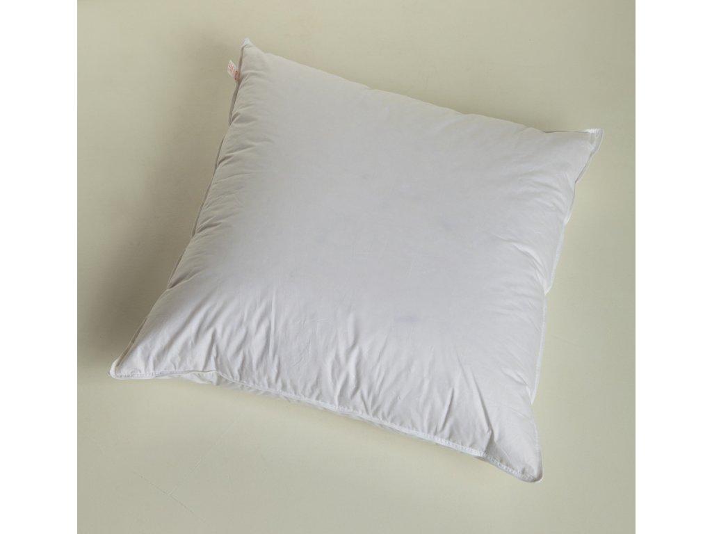 Luxusní polštář s poloprachového peří