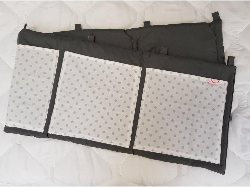 Kapsář za postel