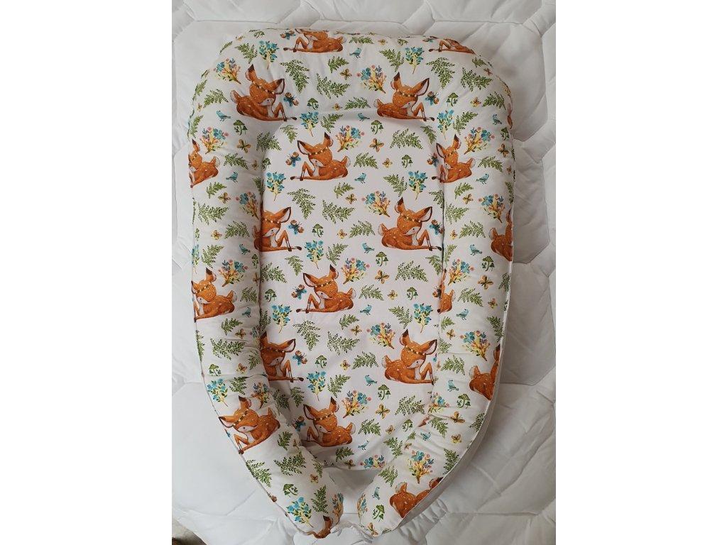 Kokon - hnízdo pro miminko