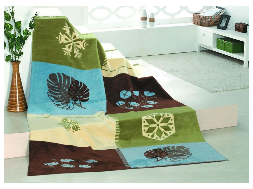 Bavlněná deka Konya