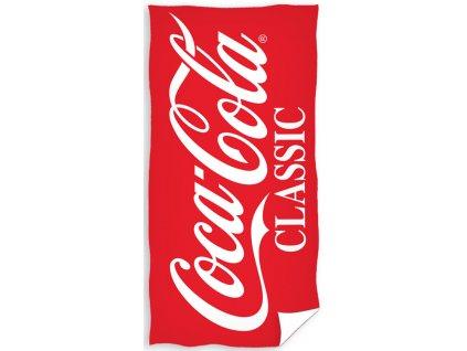 Froté osuška Coca Cola Clasic