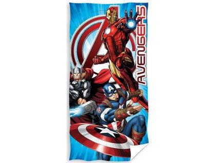 Dětská osuška Avengers Action