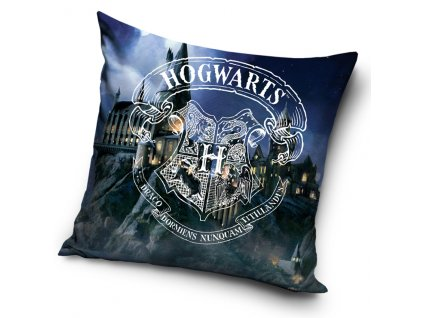 Povlak na polštářek Harry Potter Bradavická škola