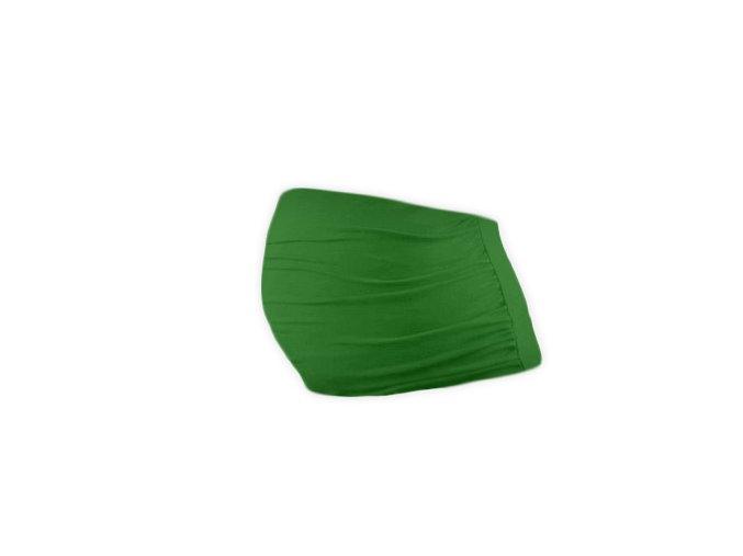 Těhotenský pás Lili - tm. zelená