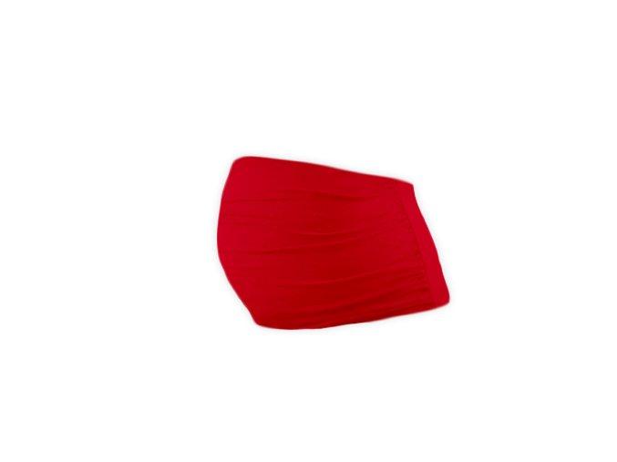 Těhotenský pás Lili - červená