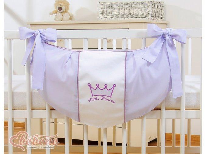 Vak na hračky - Little princess lila