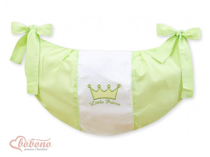 Vak na hračky - Little prince zelený