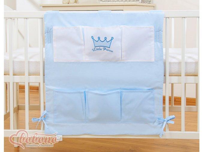 Kapsář - Little prince modrý